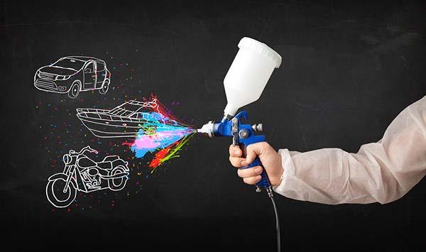 fuji paint sprayer