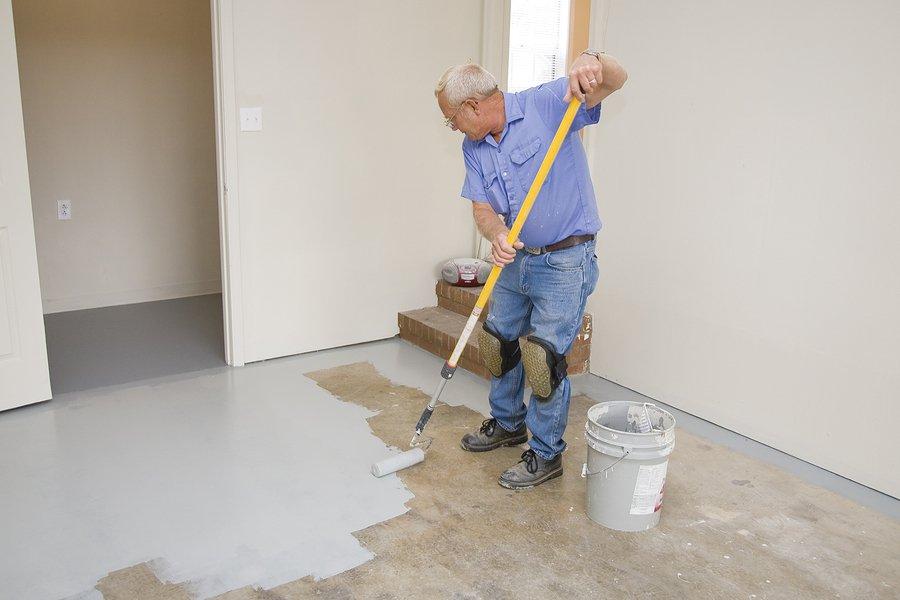 best paint for garage floor