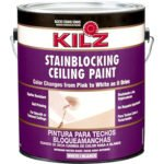 KILZ Color-Change Stainblocking Interior Ceiling Paint