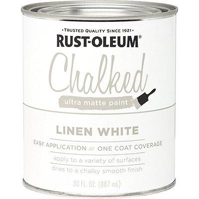 Rust-Oleum 285140 Ultra Matte Interior Chalked Paint