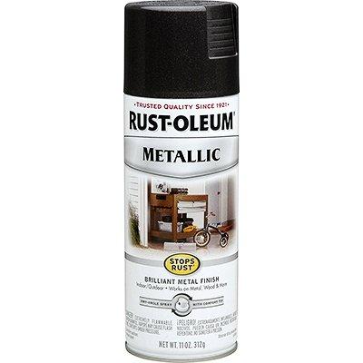 Rust-Oleum 7250830 Stops Rust Metallic Spray