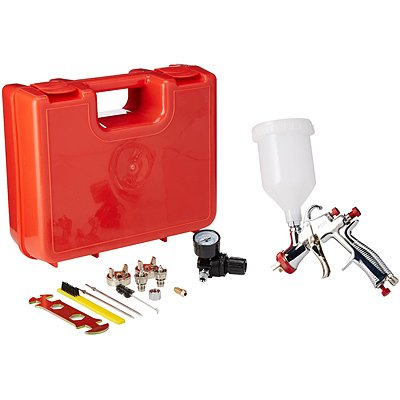 SPRAYIT SP-33000K LVLP Gravity Feed Spray Gun Kit
