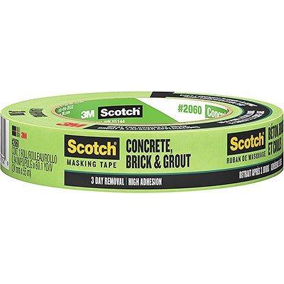 3M Masking Tape for Hard-to-Stick Surfaces