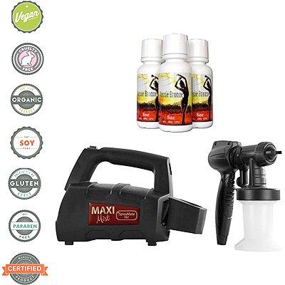 MaxiMist SprayMate TNT Professional Sunless Solution Spray Tanning System