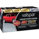 Valspar (81020) Light Gray Garage Floor Coating Kit