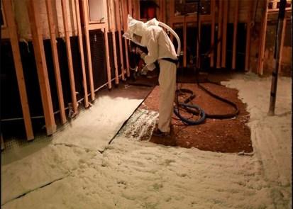 Best floor insulations in Toronto Ontario