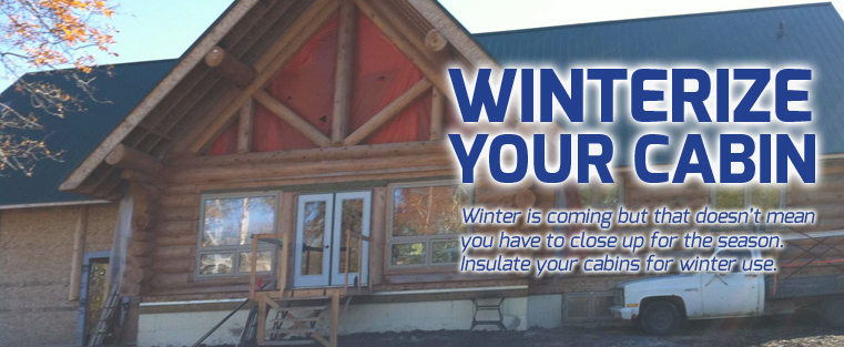 Spray foam insulation for cottages in Ontario