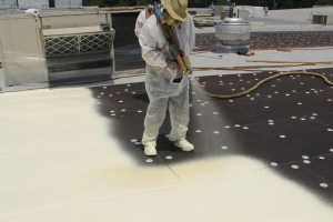 best foam insulation service for flat roofs in Toronto Ontario