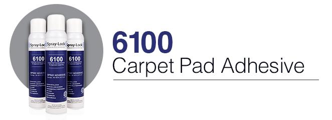 carpet pad adhesive spray lock premium eco adhesives