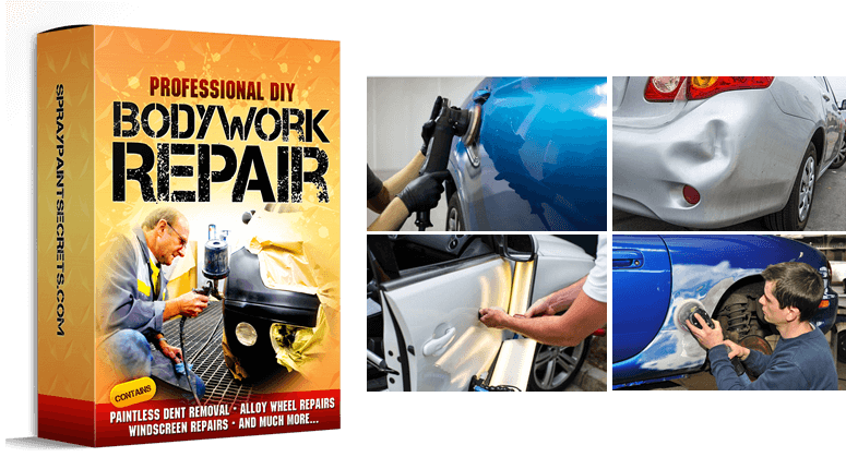 car bodywork repairs and paint