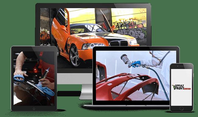 car paint repairs and bodywork