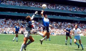 """""""Ponosim se hrvatskim rodom i argentinskom domovinom"""" vjerojatno je najpoznatija rečenica koju Maradona, nesvjestan svog hrvatstva, nikada nije rekao."""