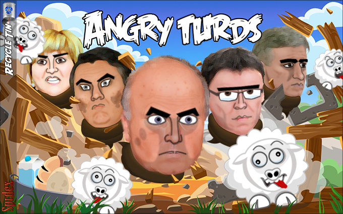 angry turds sprdex