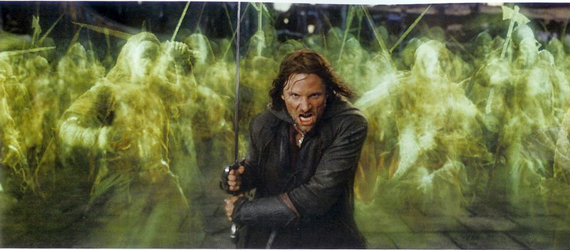 Kao Gondoru u filmu, HDZ-u bi pobjedu na kraju mogli donijeti mrtvi