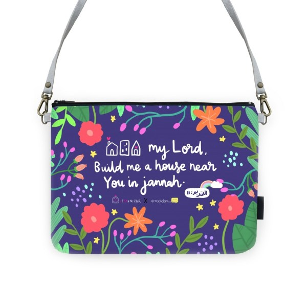 House in Jannah Sling Bag