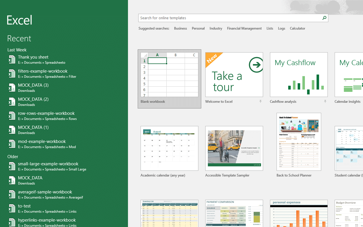 How To Create A New Workbook In Excel Perfect For Beginners