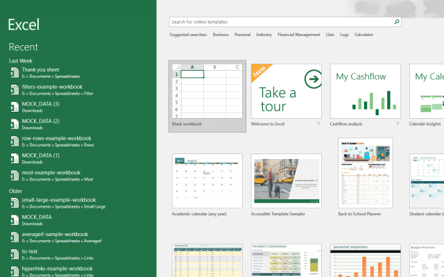 How to Create a New Workbook in Excel (for beginners)