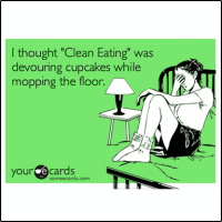 The Clean Eating Challenge