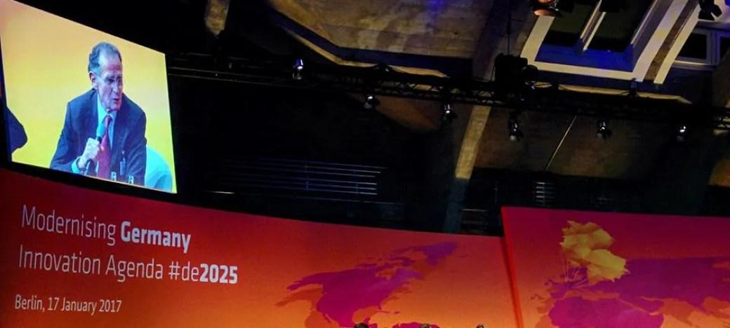 Bert Rürup fordert Social Framing in der Digitalen Transformation. #agenda2025