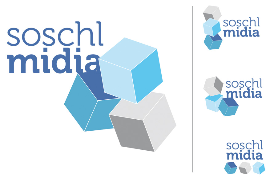 Entwicklung Logo, Logogestaltung