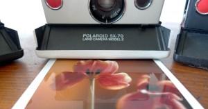Polaroid SX-70Land Camera Model 2
