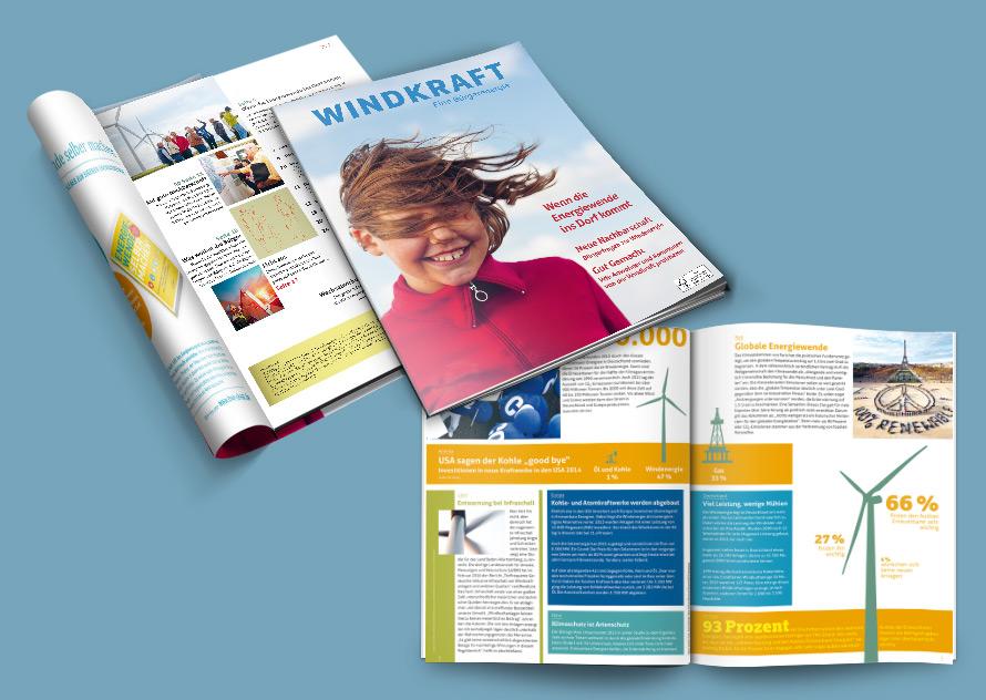 entwicklung gestaltung magazin