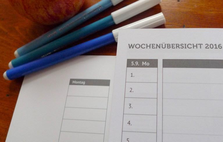 Schulfarm Insel Scharfenberg Schülerkalender