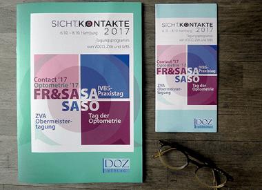 Teaser VDCO Tagung, Programmheft, Flyer