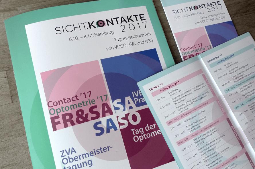 Cover Programmbroschüre, Faltflyer, Programmflyer