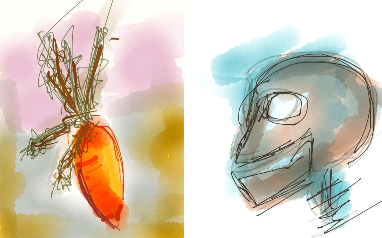 illustrationen mit FiftyThree