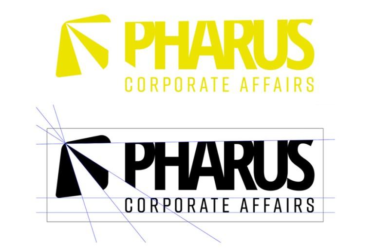 Pharus, Branding, logoentwicklung, Farbgestaltung