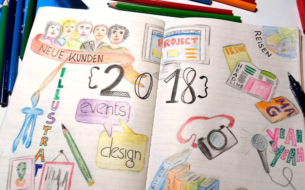 sketchnotes, Skizzenbuch, zeichnen, Scribbel, scribbeln