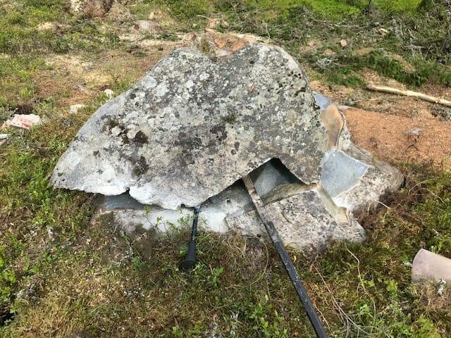 fjellkiler 16mm stein
