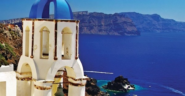 greece tours in santorini