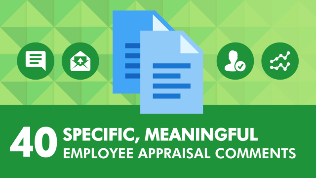 30 Specific, Meaningful Employee Appraisal Comments • SpriggHR