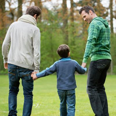 Børn i et homo-forhold