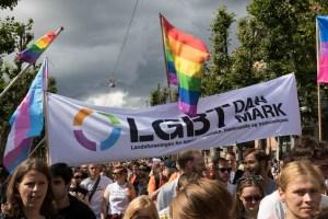 LGBT Danmark i paraden