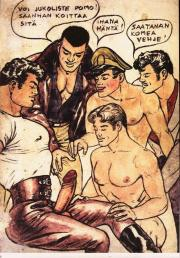 A Tom of Finland story, 1946