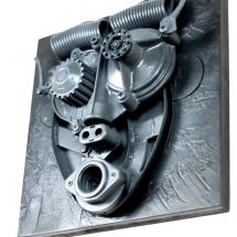 Cubic Dictator 06 by Spring and Gears