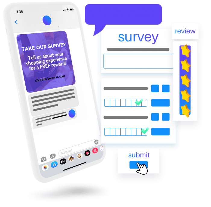 survey customers