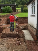 trenches being filled 4