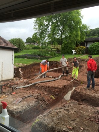 trenches being filled 7
