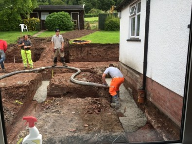 trenches being filled 9