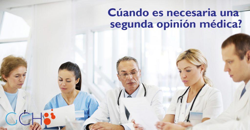 Segunda Opinion Medica