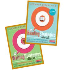 Image result for the reading strategies book and the writing strategies book