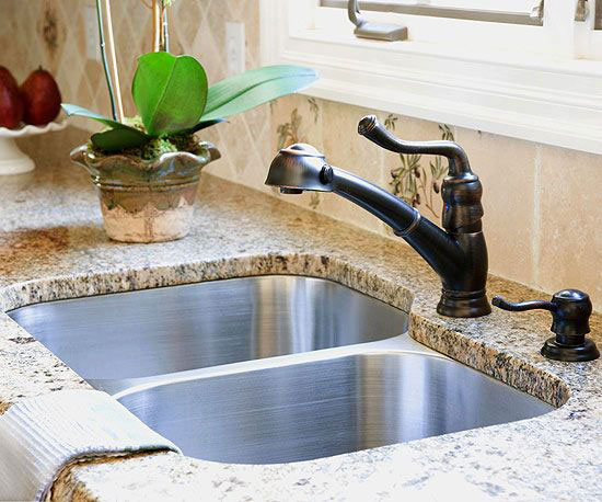 Free Stainless Steel Undermount Sink With The Purchase Of