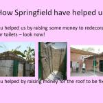 How Springfield help the School in Gambia 2