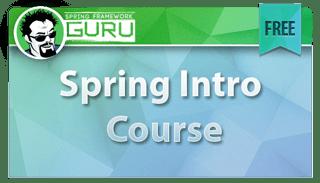 Free Spring Framework Tutorial