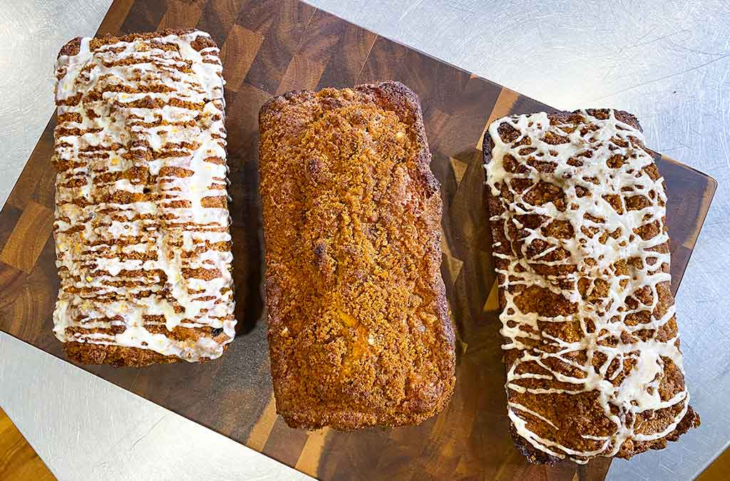 quick bread coffee cake online baking course bread lady tv shb