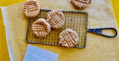 peanut butter cookie recipe sarah bread